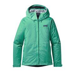 W's Torrentshell Jacket, Galah Green (GLHG)