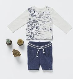 Your boy's suitcase should not be without Noppies baby shirt TimMap this summer. Time for a road trip!  Made of pure cotton and with a cool roadmap. Where are we going? Convenient press studs on the shoulder make it easy to dress your little boy. #noppies #babyfashion #boys #coolboys #roadtrip #ss15 #summer #spring #cutebaby www.noppies.com