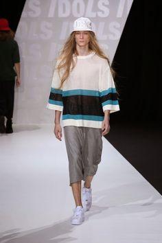 Kidill Spring/Summer 2015 - Mercedes-Benz Fashion Week Tokyo