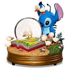 Disney Water Globe
