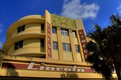 Lincoln Theatre, South Beach, Miami