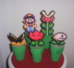 Mario Pots by HDorsettcase on deviantART