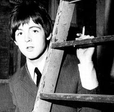 """With life and all I've been through, I do have a belief in goodness, a good spirit.""-Paul McCartney"