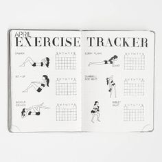 Bullet Journal Fitness Tracker Ideas [Body Positivity] - AnjaHome It's hard to keep New Year's weight loss resolution. Check out 20 bullet journal fitness tracker ideas that'll help you to stay on track. Bullet Journal Tracker, Bullet Journal Fitness, Bullet Journal Workout, Bullet Journal Spread, Bullet Journal Ideas Pages, Bullet Journal Layout, Bullet Journal Inspiration, Journal Pages, Bullet Journals