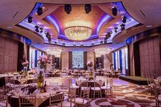 Keep The Glamor Of Las Vegas Alive With A Fabulous Wedding Celebration At This Swanky Grand Ballroom Just Off Strip Ultimate Space For Luxury
