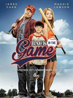 Back in the Game (TV Series 2013–2014)