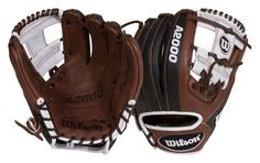 Wilson A2000 1786ss Homerunmonkey Edition Brownwhite Baseball Glove