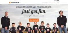 Collecting Money From Groups Simply Via Cheddar Up - NextBigProduct.net