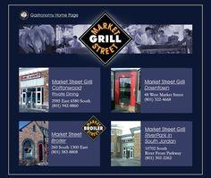 Best Restaurant Everrrrrrrrrr -   Market Street Grill  Downtown Salt Lake