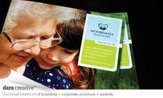 Moorehall Healthcare 2 Graphic Design