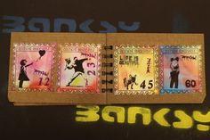 Briefmarken Street-Art