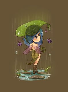 Fairy Tail - Chibi Juvia