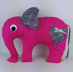 de.dawanda.com/user/Irina-Honstein Dinosaur Stuffed Animal, Vintage, Toys, Animals, Pink, Special Gifts, Handcrafted Gifts, Names, Activity Toys