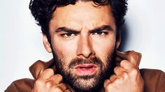 Sooo Aidan Turner is in a new miniseries called Poldark and it's all I want at this point.