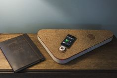 O'Dea Design Concrete Wireless Induction Charger | Man of Many...