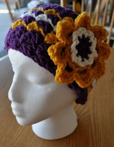 ChirpinBirdie: Easy Ear Warmer Crochet Pattern