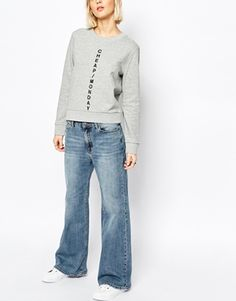 Cheap Monday A Line Relaxed Slouch Flare