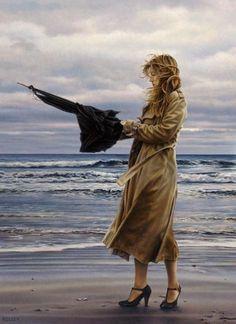 Paul Kelly , Irish painter b 1968 Irish Painters, Canadian Painters, Canadian Artists, Woman Painting, Figure Painting, Painting Art, Art Paintings, Paul Kelly, Hyper Realistic Paintings