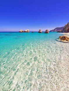 Sea of Lefkada~Ionian islands