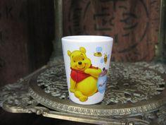 Winnie The Pooh Egg Cup, Winnie The Pooh, Disney Egg Cup, Vintage Winnie The…