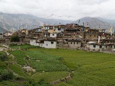 Nako Village, Kinnaur, Himachal Pradesh