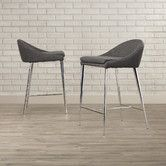 """Found it at Wayfair - Boyds 24.4"""" Counter Stool with Cushion"""