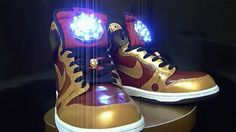 Iron Man Dunks Promise To Be The Most Advanced Shoes Yet