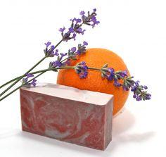 Lavender and Orange Age Buster - Natural Handmade Soap