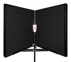 For creating a professional sounding studio pretty much anywhere.