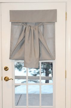 Light Gray French Door Curtain French Door Curtains French