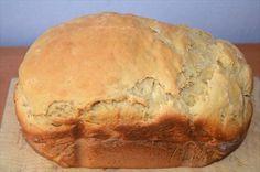 Obrázek z Recept - Hořčicový chléb v domácí pekárně