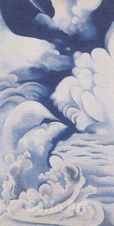 A Celebration (1924) by Georgia O'Keeffe