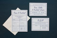 It's a blast from the past with these Art Deco inspired wedding invitations by Amelia Stévens Box Invitations, Art Deco Wedding Invitations, Wedding Events, Weddings, Steampunk Wedding, Victorian Design, Geometric Wedding, Typographic Design, Event Design