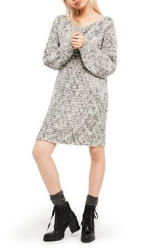 Free shipping and returns on Missguided Fisherman Sweater Dress at Nordstrom.com. Textured and oh-so cozy with a hint of cashmere, this slouchy sweater-dress has a draped neckline and roomy long sleeves.