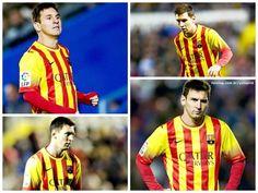 Levante 1 - 1 Fc Barcelona
