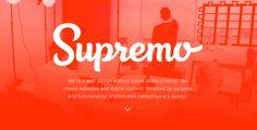 Supremo – Web Design Manchester