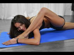 #MayRock21 #BodyRockFlow Warm Me Up! Stretching Routine http://www.bodyrock.tv/2012/05/21/couplet-workout-body-heat-workout-new-warm-up-flow/