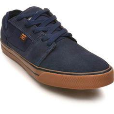 Tênis DC ShoesTonik-S azul marinho - http://www.cashola.com.br/blog/esportes/melhores-marcas-de-tenis-de-skate-351