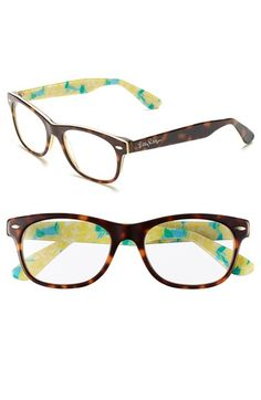 Lilly+Pulitzer®+'Skipper'+51mm+Reading+Glasses+available+at+#Nordstrom
