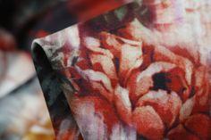 Vago Fiori Punto - Ponti - Tessuti Fabrics - Online Fabric Store - Cotton, Linen, Silk, Bridal & more