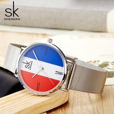 Watch Women, Women's Watches, Stainless Steel Bracelet, Bracelet Watch, Luxury Fashion, Quartz, Clock, Bracelets, Top