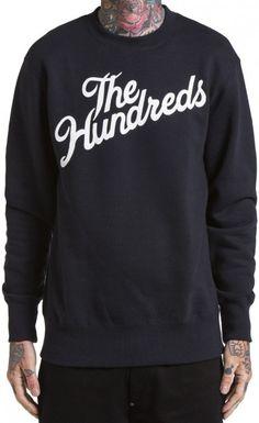 The Hundreds Forever Slant Sweatshirt