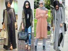 fall hijab styles