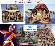 experience the splendor and receive the blessings of Gods and Goddesses in the southern Province of India by visiting some of its ancient revered temples with intricate carvings.