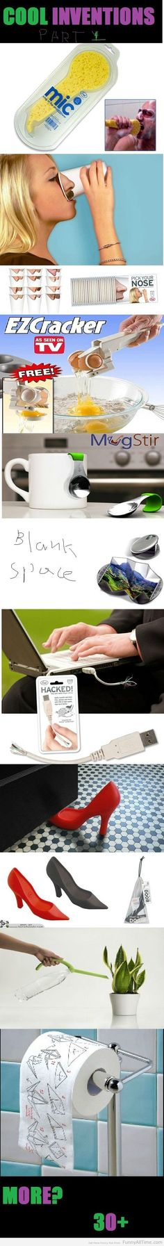 COOL INVENTIONS PART 1
