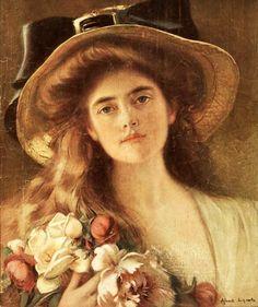 Albert Lynch 1851-1912 | Peruvian painter