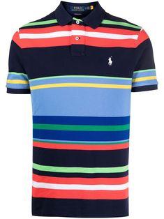 Polo Ralph Lauren, Ralph Lauren Poloshirt, Jeans Polo, Camisa Polo, Striped Polo Shirt, Slim Fit, Size Clothing, Women Wear, Short Sleeves