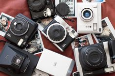 After 10 hours of new research and testing (on top of three years' worth of work on previous guides), we think the Fujifilm Instax Mini 90 Neo Classic is the best instant film camera for most people, combining ease of use, great-looking photos, and retro-cool style at a reasonable price.