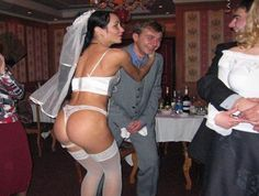 Wedding pictures Amateur night
