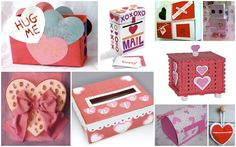 Fun Ideas For Valentines Day Boxes. TodaysMamacom Valentines Day Mailboxes